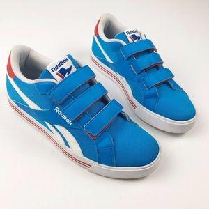 Reebok Royal Complete Men's Blue Red White Sneaker